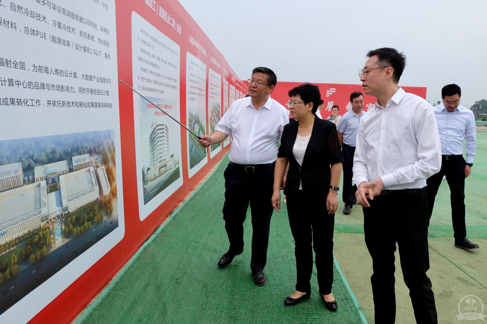 14个项目总投资31.8亿元 涵盖三大领域 富阎新区2020年第二批重点项目集中开工